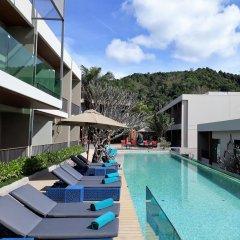 Отель MAI HOUSE Patong Hill бассейн