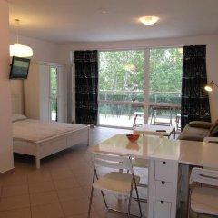 Отель Aparthotel Cote D'Azure 3* Студия Эконом с различными типами кроватей фото 8