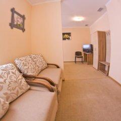 Budget hotel Ekotel комната для гостей фото 4