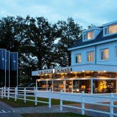 Fletcher Hotel Het Witte Huis 4* Стандартный номер с различными типами кроватей