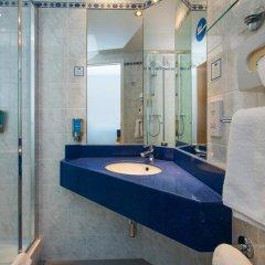 Отель Holiday Inn Express Glasgow City Centre Riverside 3* Стандартный номер с различными типами кроватей фото 11