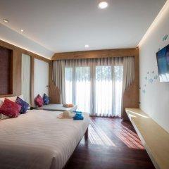 Отель Tup Kaek Sunset Beach Resort 3* Номер Делюкс с различными типами кроватей фото 16