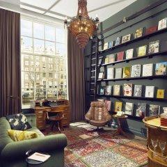 Hotel Pulitzer Amsterdam 5* Президентский люкс с различными типами кроватей фото 19