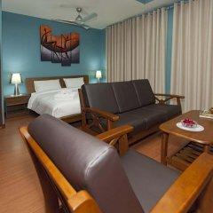 Pattaya Garden Apartments Boutique Hotel 3* Номер Делюкс с различными типами кроватей фото 7