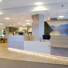 Отель Haukeland Hotel Норвегия, Берген - отзывы, цены и фото номеров - забронировать отель Haukeland Hotel онлайн интерьер отеля