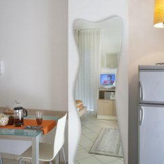 Отель Residence Mareo 3* Студия с различными типами кроватей фото 4