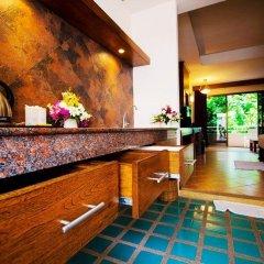 Отель Baan Pron Phateep Номер Делюкс с двуспальной кроватью фото 6