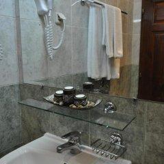 Отель Complex Izvora Болгария, Велико Тырново - отзывы, цены и фото номеров - забронировать отель Complex Izvora онлайн ванная фото 2