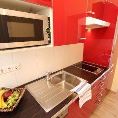 Апартаменты Klimt Apartments Вена в номере фото 2