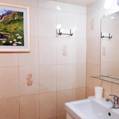 Бугров Хостел Стандартный номер с различными типами кроватей (общая ванная комната) фото 3