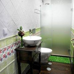 Отель Quinta D´Além D´oiro Португалия, Ламего - отзывы, цены и фото номеров - забронировать отель Quinta D´Além D´oiro онлайн ванная фото 2