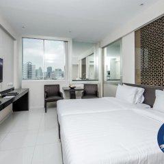 Mandarin Hotel Managed by Centre Point 4* Номер Делюкс с двуспальной кроватью фото 10