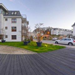 Отель Dom & House Apartamenty Aquarius Сопот парковка