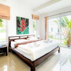 Отель Oriental Beach Pearl Resort 3* Вилла Премиум с различными типами кроватей