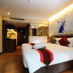 Отель 41 Suite 3* Улучшенный номер
