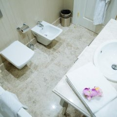 Гостиница Астраханская Номер Делюкс с различными типами кроватей фото 13