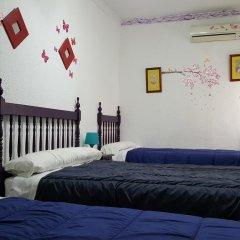Отель Giraldilla Стандартный номер с различными типами кроватей фото 12