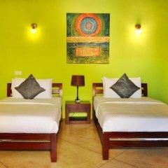 Отель Galle Heritage Villa by Jetwing 4* Номер Делюкс с различными типами кроватей фото 21