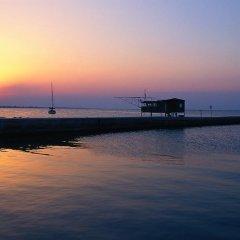Hotel Baia Imperiale Римини пляж