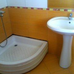 Отель Arandi Ag Hotel Албания, Тирана - отзывы, цены и фото номеров - забронировать отель Arandi Ag Hotel онлайн ванная фото 2