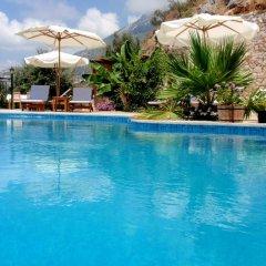Отель Kalkandreamvilla бассейн