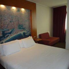 Abba Sants Hotel 4* Стандартный номер с различными типами кроватей фото 7