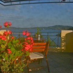 Отель Porto Valitsa балкон