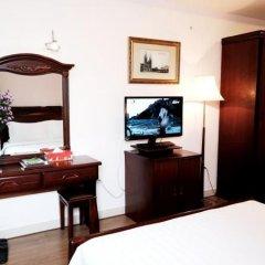 Sophia Hotel 3* Семейный номер Делюкс с двуспальной кроватью фото 8