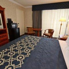 Отель Days Inn Airport Center LAX удобства в номере фото 2