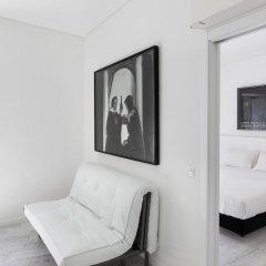 Апартаменты Hello Lisbon Castelo Apartments Студия с различными типами кроватей фото 2