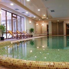 Отель Adeona SKI & SPA Болгария, Банско - отзывы, цены и фото номеров - забронировать отель Adeona SKI & SPA онлайн бассейн