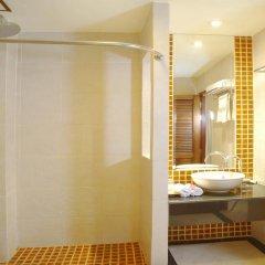 Отель Samui Sense Beach Resort 4* Улучшенный номер с различными типами кроватей фото 5