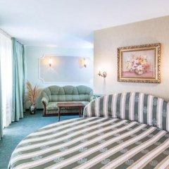 Отель Дафи 3* Люкс повышенной комфортности с различными типами кроватей фото 4