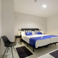 Cosmov Bilbao Hotel** 2* Стандартный номер с двуспальной кроватью фото 3