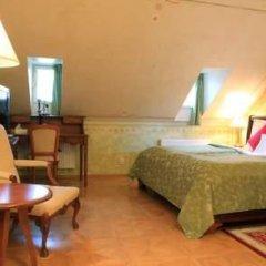 Hotel U Jezulatka Прага комната для гостей фото 2