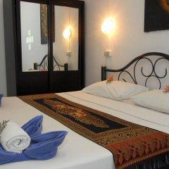 Отель Lanta Island Resort 3* Бунгало с различными типами кроватей фото 15