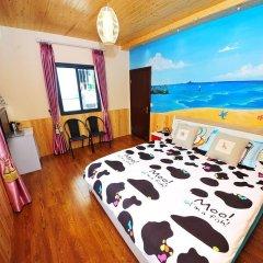 Отель Meet The Ocean Китай, Сямынь - отзывы, цены и фото номеров - забронировать отель Meet The Ocean онлайн комната для гостей фото 2