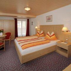 Отель Pension Bergland Горнолыжный курорт Ортлер комната для гостей фото 2