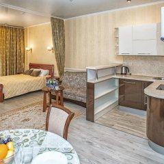 Апартаменты Элиза Студия с различными типами кроватей фото 28