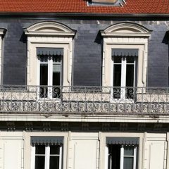 Отель Appartements Hôtel de Ville Франция, Лион - отзывы, цены и фото номеров - забронировать отель Appartements Hôtel de Ville онлайн балкон