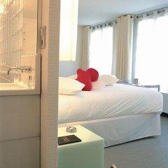 Kube Hotel Ice Bar 4* Стандартный номер с различными типами кроватей фото 3