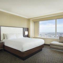 Отель Hilton San Francisco Union Square 4* Люкс с двуспальной кроватью