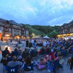 Отель Blue Mountain Resort развлечения