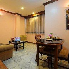 Royal Asia Lodge Hotel Bangkok 3* Номер Делюкс с различными типами кроватей фото 3