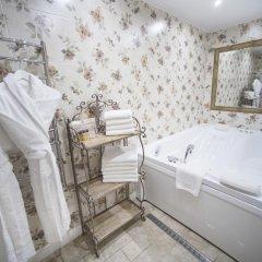 Гостиница Де Пари 4* Номер Делюкс разные типы кроватей фото 12