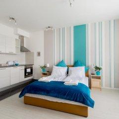 Апартаменты Sun Resort Apartments Студия с различными типами кроватей фото 19