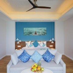 Отель Kandima Maldives 5* Вилла с различными типами кроватей фото 7