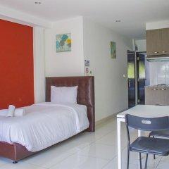 Apollo Apart Hotel 2* Апартаменты с различными типами кроватей фото 11