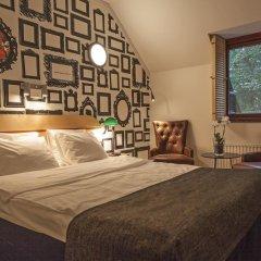 Отель Hotell Liseberg Heden 4* Стандартный номер с различными типами кроватей фото 3