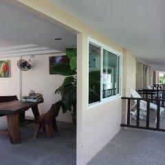 Отель Naiyang Seaview Place балкон